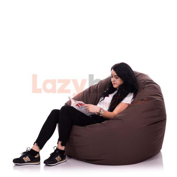 fotoliu beanbag cloud xl lazyboy confortabil mare 2