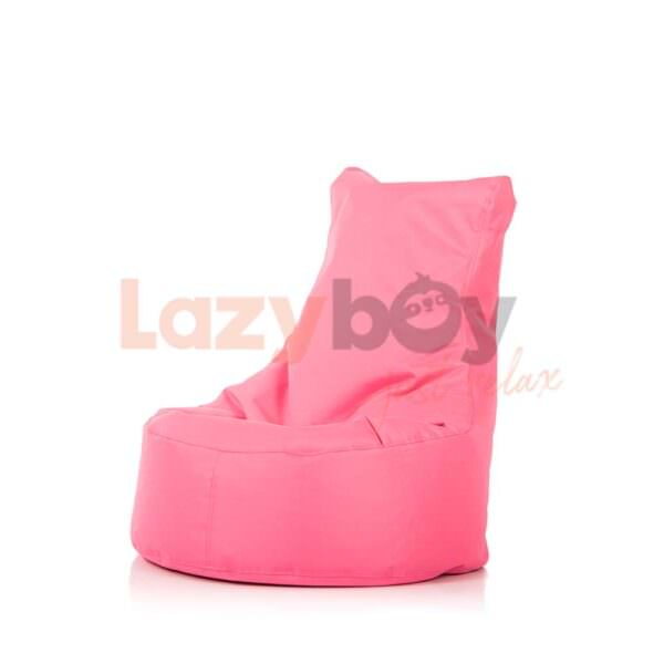 fotoliu puf beanbag lazyboy seat l pink1