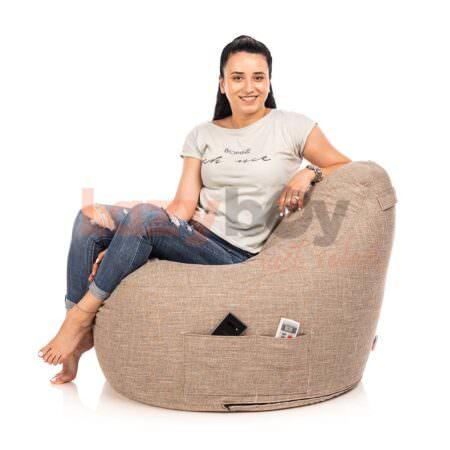 fotoliu puf confort design minimalist scandinav 3