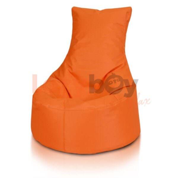 fotoliu puf lazyboy seat l orange