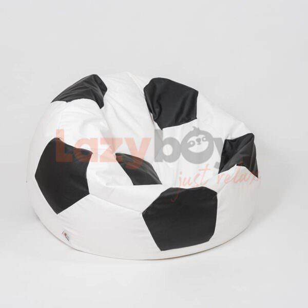 fotoliu puf minge gigant football xxxl 5