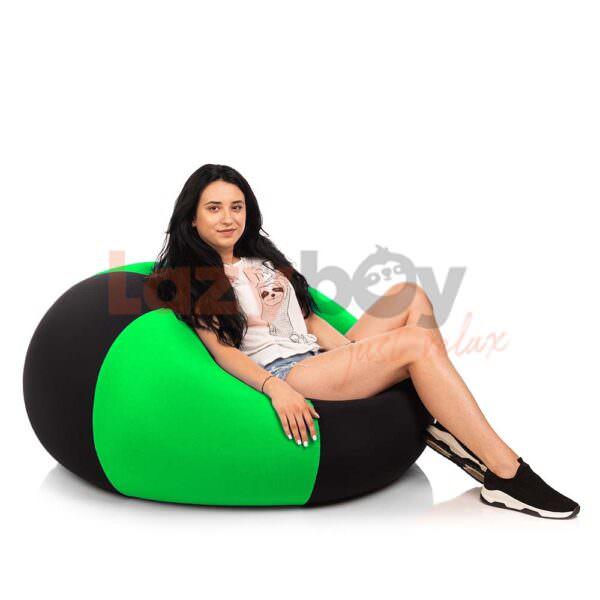 gravity ball green
