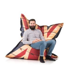 fotoliu puf beanbag perna puf plaja exterior outdoor terasa impermeabil lazyboy pillow england 4