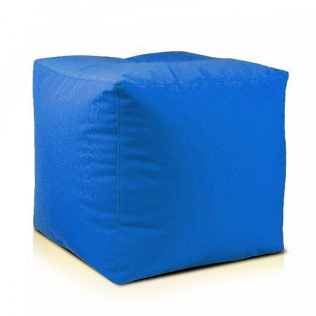 taburet cub xl lazyboy beanbag blue 1