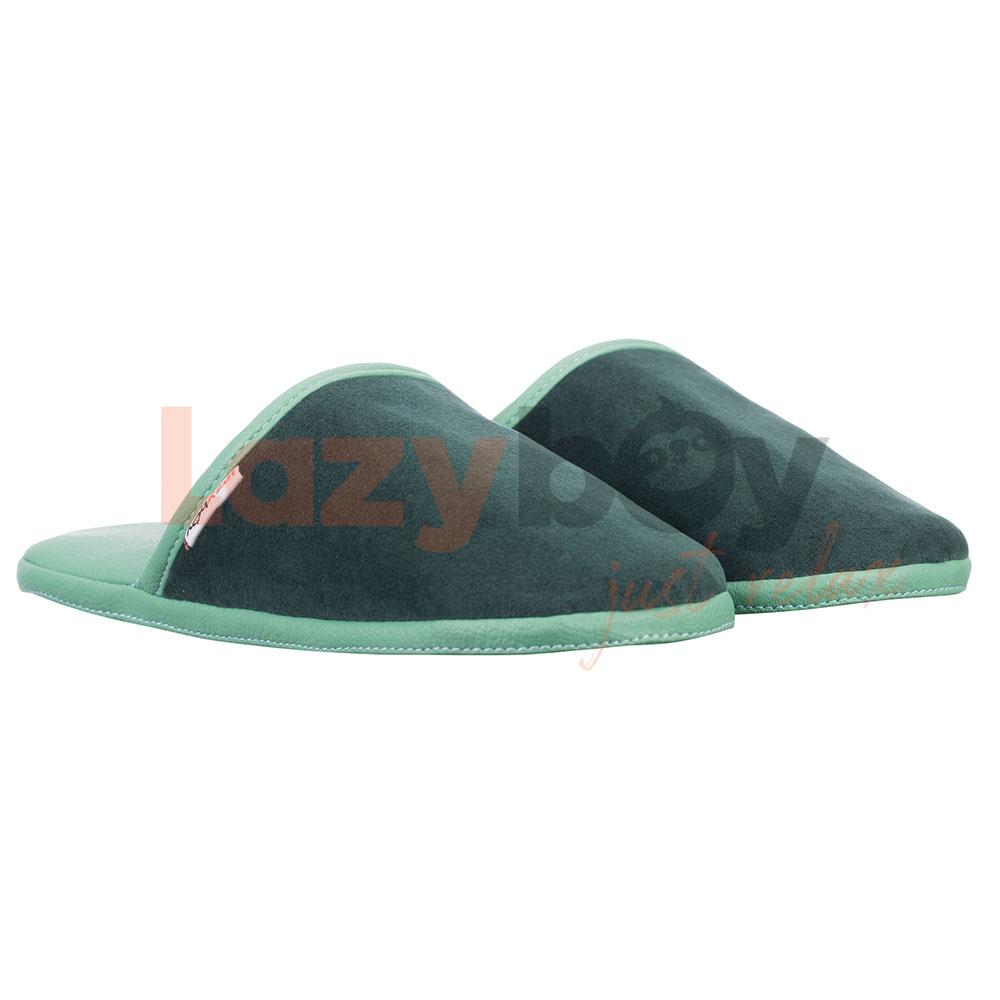 papuci de casa lazyboy slippers herb fabricati in Romania2