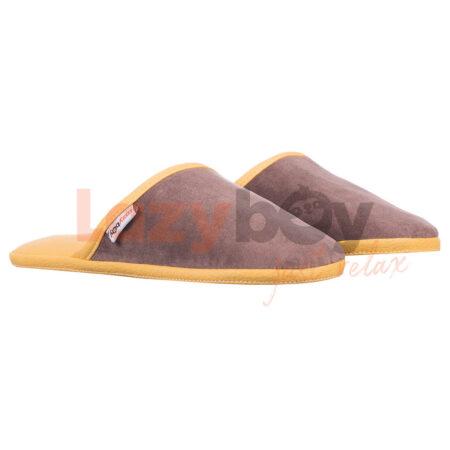 papuci de casa lazyboy slippers honey fabricati in Romania2