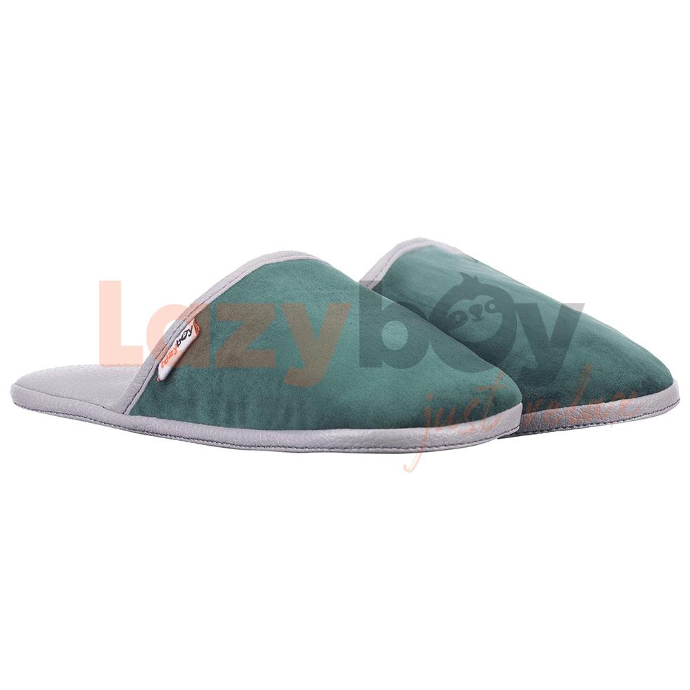papuci de casa lazyboy slippers nature fabricati in Romania2
